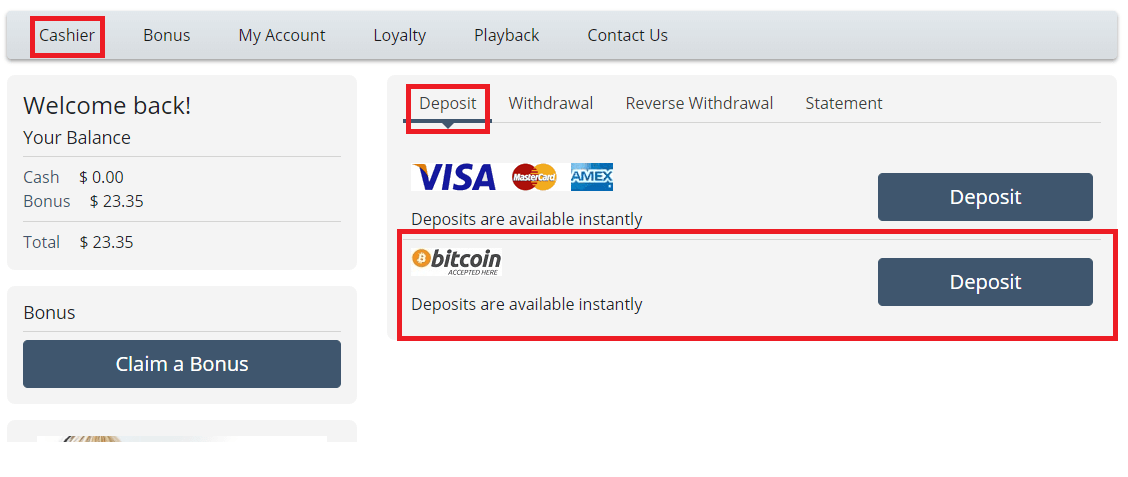 How to Create a Bitcoin wallet with Coinbase