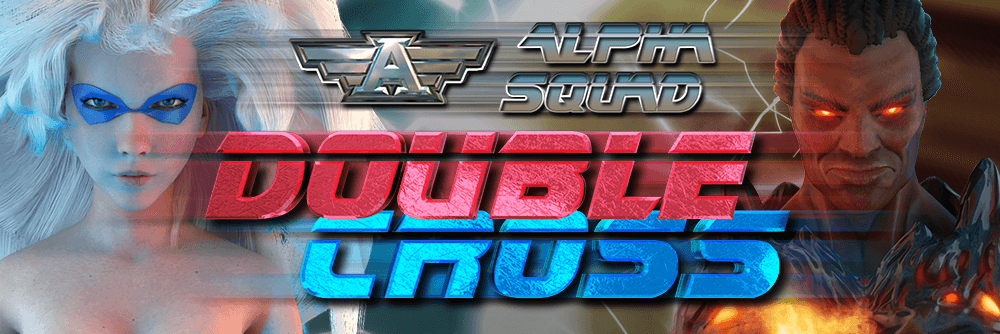 Alpha Squad Double Cross - right image