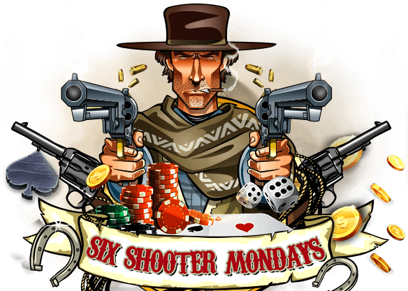 Six Shooter Mondays