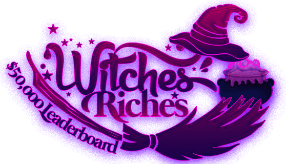 $50,000 Witches Riches Leaderboard