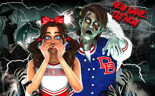 Party with zombies in the Dead Beats Video Slot